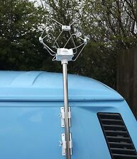 Maxview Omnimax + mast kit TV antenna aerial DIGITAL CARAVAN CAMPER MOTORHOME RV