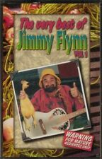 Jimmy Flynn - Very Best Vol 1 RARE OOP ORIG Canadian X-Rated Newfie NEW Cassette