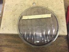 antique vintage bosch & lomb star headlight lens