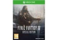 Final Fantasy XV Special Edition Steelbook XONE Very Good Xbox One Video Games