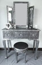 French Country Unbranded Dressing Tables with Stool