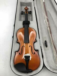 Violin With Hard Case