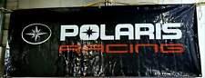 3X8 Polaris Racing Banner Sign