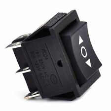 6Pin DPDT ON-OFF-ON 3Position Snap Rocker Switch Control AC 250V/16A, 125V/20A