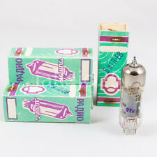 6I1P-EV - ECH81 - 6AJ8 Valvula nueva new tube röhre LONG LIFE WITHOUT BOX