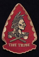 THE TRIBE SEAL TEAM 6 NSWDG RED SQUADRON ASSUALT DEVGRU NO EASY DAY HOOK PATCH