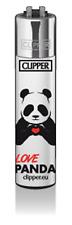 Clipper Feuerzeug Clipper Feuerzeuge Classic Large - Love Panda -