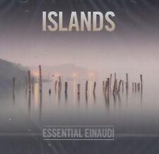 Ludovico Einaudi / Islands - Essential Einaudi (2-CD- Deluxe Edition, OVP, NEW!)