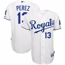 Kansas City Royals Authentic On-field Player Cool Base Jersey Collection Men's