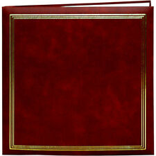Pioneer SB-700 Scrapbook Burgundy (Same Shipping Any Qty)