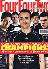 NASRI / LAMPS / BERBA / SILVA / BALE Four Four Two No. 201   Mar 2011