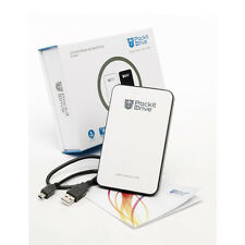 Pockit Drive 2.5 inch SATA HDD to USB 2.0 Enclosure Caddy with OneTouch backup