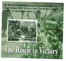 VINTAGE CLASSICS - Grenada 0517 World War II D-Day - Souvenir Sheet - MNH