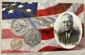 US Mint - 50th Anniversary Roosevelt Dime 1996 West Point Mint