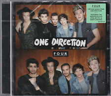 CD ONE DIRECTION FOUR 12 TITRES NEUF SCELLE (NEW SEALED)