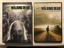 Walking Dead: The Complete First Season (3-DVD Special Edition) + Season Two 1 2