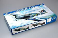 Trumpeter British Hurricane MK.II Aircraft Warcraft Plane Model 02415 1/24 Scale