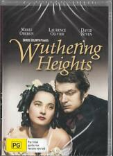WUTHERING HEIGHTS - LAURENCE OLIVIER - NEW & SEALED DVD - FREE LOCAL POST