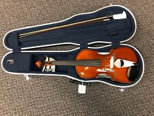 Yamaha YVN Model 3 4/4 Student Violin Outfit w/ Wood Bow & Lightweight Case