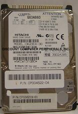 DK23CA-30 Hitachi 30GB 2.5in IDE Drive Tested Good Free USA Shipping