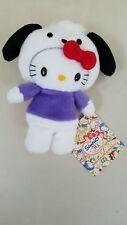 Sanrio 50th anniversary Hello Kitty x Pochacco Plush