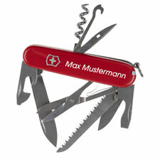 Victorinox Huntsman Schweizer Taschenmesser 15 Funktionen - Rot (13713)