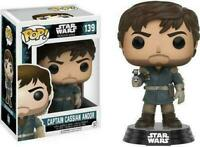 Funko Pop!Movie Star Wars Rogue One  Captain Cassian Andor Figure