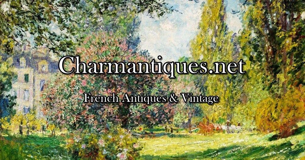 Charmantiques: French Antiques