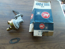 NOS New Vintage AC GM Fuel Pump 1972 Oldsmobile Cutlass 350 W/O Factory Air Cond