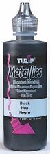 Tulip Metallics & Pearl 3D Dimensional Fabric Paint 4oz - LOWEST COST UK