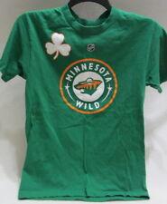 Minnesota Wild Reebok jersey T Shirt #9 Mikko Koivu mens S