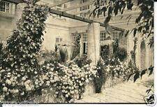 cr 41 1924 CIGALE (Lussino-Croazia) Casa di Cura - Kurhaus Dr Hajos - viagg FP