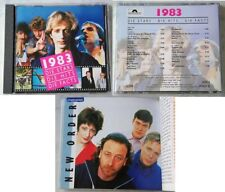 1983 STARS HITS FACTS Robin Gibb, New Order,..Polydor CD + 114 S. Booklet TOP