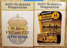 Archiv para deutsche post historia cuaderno 1-2/1989-u.a.vom w48 por teléfono inalámbrico