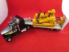 JOAL-Caterpillar D10 bulldozer et faible Chargeur tracxtor & remorque 1,70 - nr MINT
