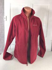 COLUMBIA Fleece Jacket Womens Large