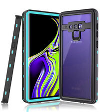For Samsung Galaxy Note 9 Waterproof Case Shockproof Cover Full Body Protection