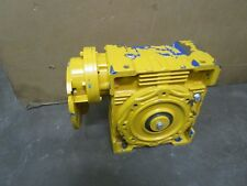 MOTOVARIO NMRV 130 60:1 RATIO DOUBLE OUTPUT RIGHT ANGLE GEARBOX 5322912