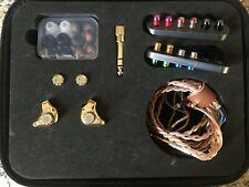IMR Acoustics - Opus Mia, Electrostatic + Internal amps, Aten DD driver, Piezo C