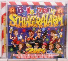 Ballermann Schlager Alarm 2014 + Album mit 40 Hits für die Fete auf 2 CD + Party