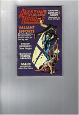 RARE FEB 1992 FANTAGRAPHICS AMAZING HEREOS VALIANT EFFORTS COMIC BOOK CB252