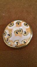PORTACIPRIA COTY Renè Lalique ANNI 40    NUOVO CIPRIA E PIUMINO ORIGINALI