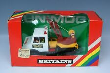 © BRITAINS LTD 1980: #9581 UNIMOG BREAKDOWN TRUCK ~ MINT in RAINBOW WINDOW BOX