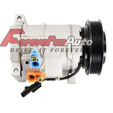 A/C Compressor and Clutch Fits Dodge Caravan; Chrysler Town Country, Voyager