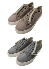 Ted Baker Shoes - Classic Herringbone Plimsoll Blue OR Grey - UK8 UK10 - RRP £79