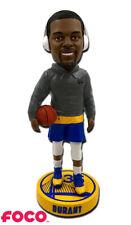 Kevin Durant Golden State Warriors Pregame Exclusive Bobblehead NIB FOCO NBA KD