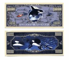 Killer Whale    MILLION   DOLLAR  BILL