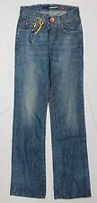 R013 Original Miss Sixty Damen Jeans Blau W25 L34