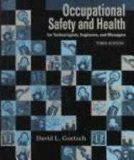 Occupational Safety and Health in the Age of High Technology: For-ExLibrary