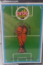 Word Cup Football (1986) Spectrum 48 (Tape) (Game, Verpackung, Manual)